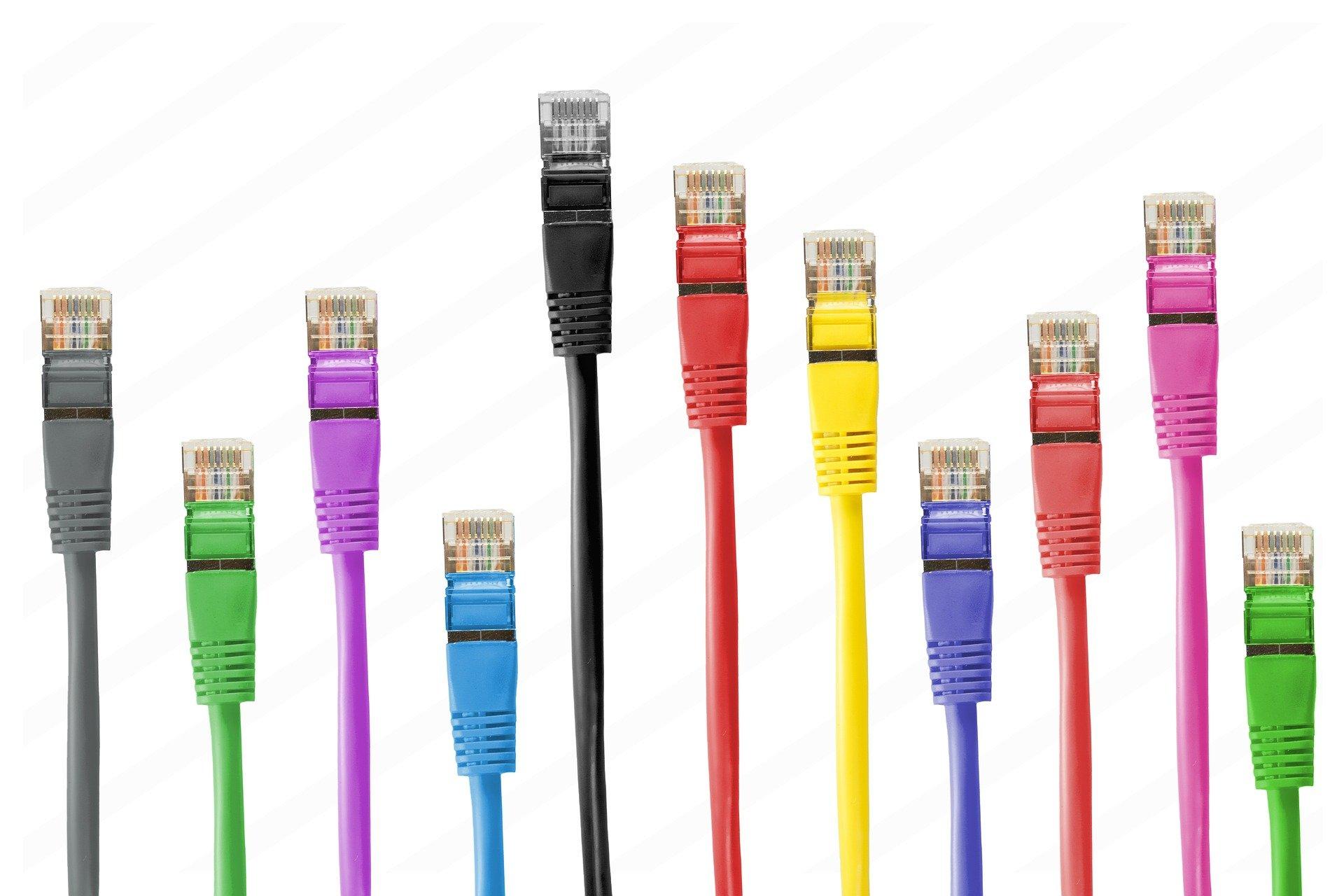 Nevyhazujte staré koaxiální kabely.